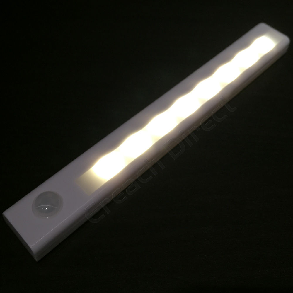 led pir motion sensor strip light armeton electrics. Black Bedroom Furniture Sets. Home Design Ideas